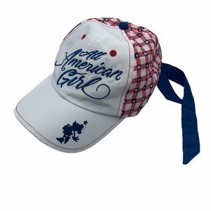 Disney Parks All American Girl Minnie hat youth